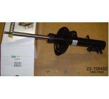 Амортизатор передний правый на Fiat Grande Punto (с 2005), газомасляный Bilstein 22-158482