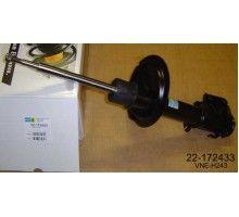 Амортизатор передний на Fiat Doblo I (с 2005), газомасляный Bilstein 22-172433