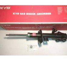 Амортизатор передний левый Nissan Tiida, газомасляный Kayaba 333391