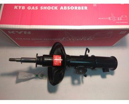 Передний правый газомасляный амортизатор Каяба (333490) на КИА Церато 2004-2008