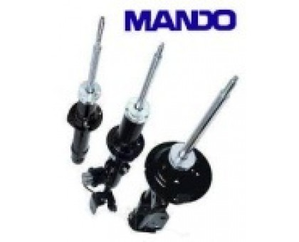 Задний газомасляный амортизатор Mando (EX5531028512) на Hyundai Lantra I (J1 1990-1995)