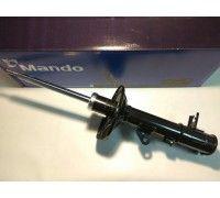 Амортизатор задний левый KIA Cerato I (2004-2008), газомасляный Mando A00105
