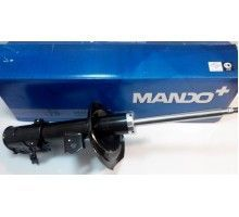 Амортизатор передний правый KIA Rio II (2005-2011), газомасляный Mando A01100