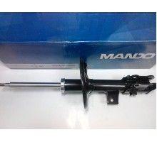 Амортизатор передний правый KIA Magentis II (2005-), газомасляный Mando EX546612G300