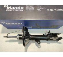 Амортизатор задний правый Hyundai Matrix (FC 2001-), газомасляный Mando EX5536117600