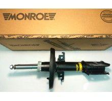 Амортизатор передний на Renault Megane III, газомасляный Monroe G8149