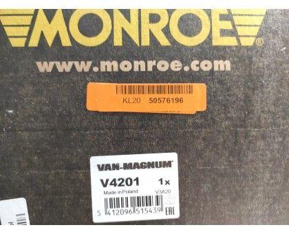 Передний масляный амортизатор Монро (V4201) на Пежо 806