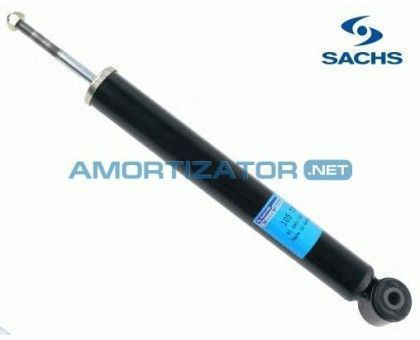Амортизатор SACHS 105737, BMW 3 (E30), задний, масляный
