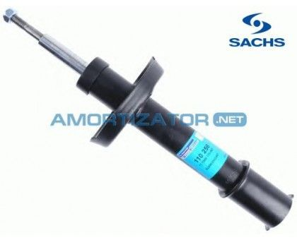 Амортизатор SACHS 110256, OPEL COMBO, OPEL CORSA A, передний, масляный