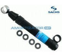 Амортизатор SACHS 110778, FIAT PANDA (141A_), LANCIA Y10 (156), задний, масляный