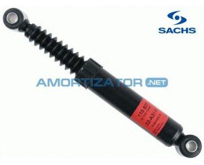 Амортизатор SACHS 110807, PEUGEOT 405 I, PEUGEOT 405 II, задний, газомасляный