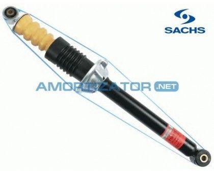 Амортизатор SACHS 110919, FORD FIESTA III, задний, газомасляный