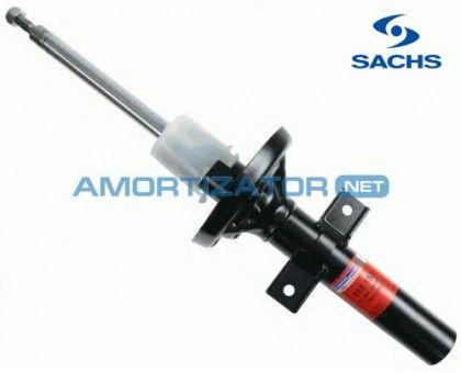 Амортизатор SACHS 115152, FORD ESCORT, FORD ORION III, передний, газомасляный