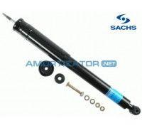 Амортизатор задний на Mercedes E-class (W210), газовый Sachs 124391