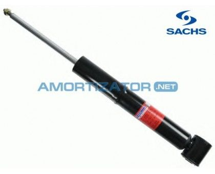 Амортизатор SACHS 170428, AUDI 100, AUDI A6, задний, газомасляный