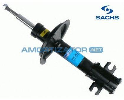 Амортизатор SACHS 170493, FIAT CINQUECENTO (170), передний, масляный