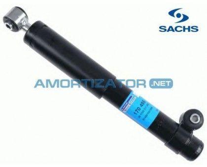 Амортизатор SACHS 170495, FIAT CINQUECENTO (170), задний, масляный