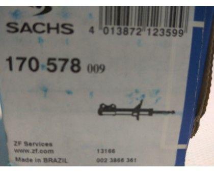 Амортизатор SACHS 170578, ВАЗ 2101-2107 (Жигули