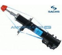 Амортизатор SACHS 170909, FIAT PUNTO (176), LANCIA Y (840A), передний, газомасляный