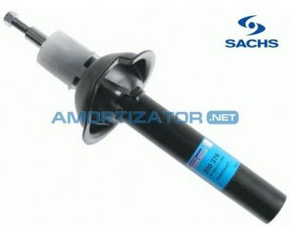 Амортизатор SACHS 200376, FORD ESCORT, передний, масляный
