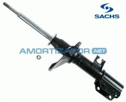 Амортизатор SACHS 230191, SUBARU JUSTY II, SUZUKI SWIFT II, передний правый, газомасляный