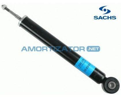 Амортизатор SACHS 230279, RENAULT CLIO II (BB0/1/2_, CB0/1/2_), RENAULT CLIO II фургон (SB0/1/2_), задний, масляный