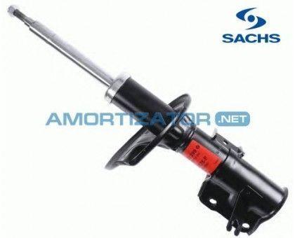 Амортизатор SACHS 230299, VOLVO S40 I (VS), VOLVO V40 универсал (VW), передний правый, газомасляный