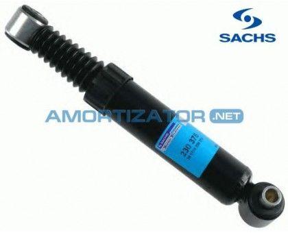 Амортизатор SACHS 230375, PEUGEOT 206 хэтчбэк (2A/C), задний, масляный