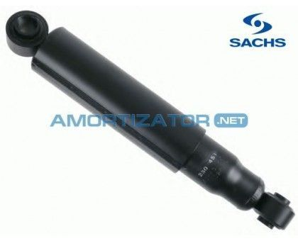 Амортизатор SACHS 230451, MAZDA MPV I (LV), задний, масляный