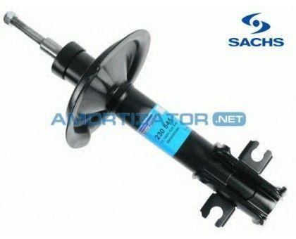 Амортизатор SACHS 230545, FIAT SEICENTO (187), передний, масляный
