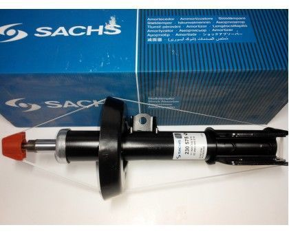 Передний левый газомасляный амортизатор Сакс (230575) на Опель Астра Джи