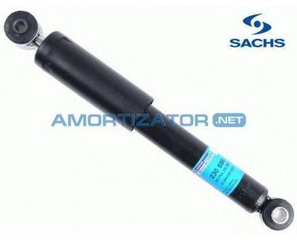 Задний газомасляный амортизатор Сакс (230586) на Опель Астра Джи