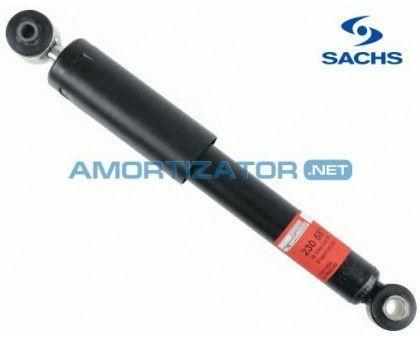 Амортизатор SACHS 230587, OPEL ASTRA F, OPEL ASTRA G, задний, газомасляный