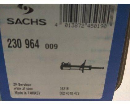 Амортизатор SACHS 230964, FORD TRANSIT, задний, газомасляный