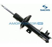 Амортизатор SACHS 312818, SUZUKI SX4 (GY), FIAT SEDICI, передний правый, газомасляный