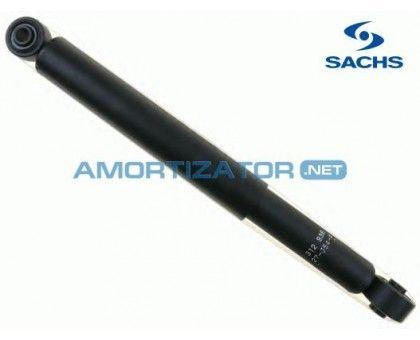 Амортизатор SACHS 312936, DAIHATSU CUORE VII (L251), задний, газомасляный