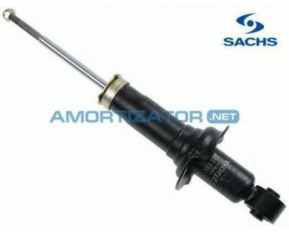 Амортизатор SACHS 313377, HONDA CIVIC VII, задний, газомасляный