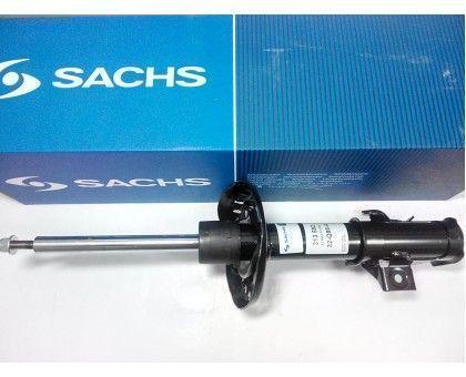 Передний правый газомасляный амортизатор Сакс (313592) на Хонда Цивик 5D
