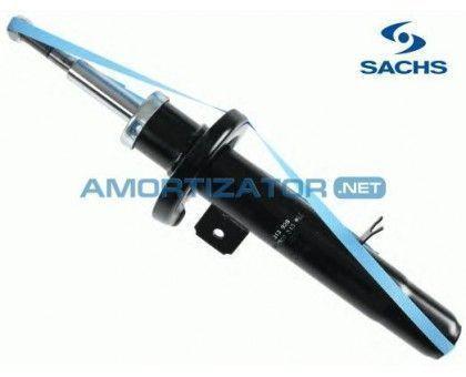 Амортизатор SACHS 313928, CITROEN C3 (FC_), передний левый, газомасляный
