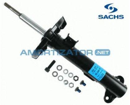 Амортизатор SACHS 553871, MERCEDES-BENZ C-CLASS, передний, газомасляный