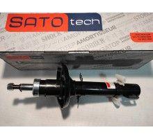 Амортизатор передний Seat Leon I 1999-2005, газомасляный SATO tech 21465F