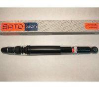 Амортизатор задний Dacia Logan, газомасляный SATO tech 21789R