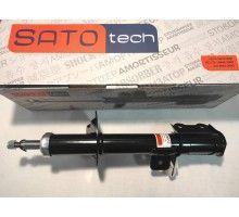 Амортизатор задний левый Daewoo Gentra, газомасляный SATO tech 22001RL