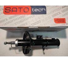 Амортизатор передний левый KIA Cerato 2004-2008, газомасляный SATO tech 22157FL