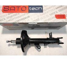 Амортизатор задний правый KIA Cerato 2004-2008, газомасляный SATO tech 22158RR