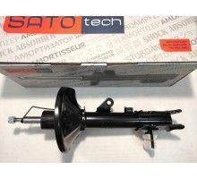 Амортизатор задний левый KIA Cerato 2004-2008, газомасляный SATO tech 22159RL
